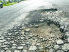 Drivers are being urged to claim for damage and report potholes.