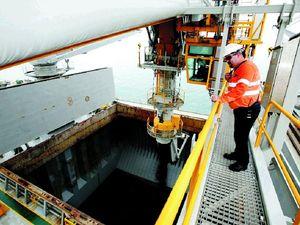 Aust's biggest coal terminal plans