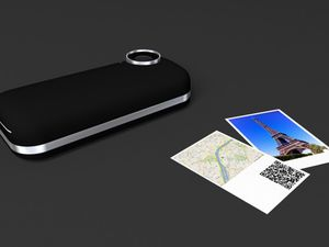 Sophie: The Polaroid-printing case for the iPhone