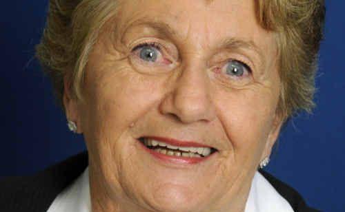 Cr Sandra O'Brien got unanimous support.