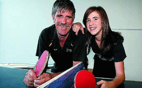 Kevin and Kirsty Tschirpig will compete at the Sunshine Coast championships this weekend.