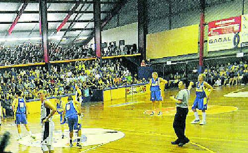 The Port City Power faithful have a chance to see the QBL premiership banner raised tomorrow night at Kev Broome Stadium.