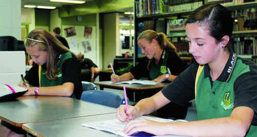 Testing time for Queensland students