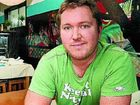 Damien Bourke is closing his restaurant gautama and moving out west to take on a job managing a mining camp.
