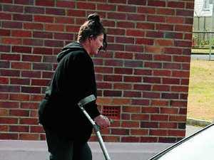 Serial offender avoids jail time