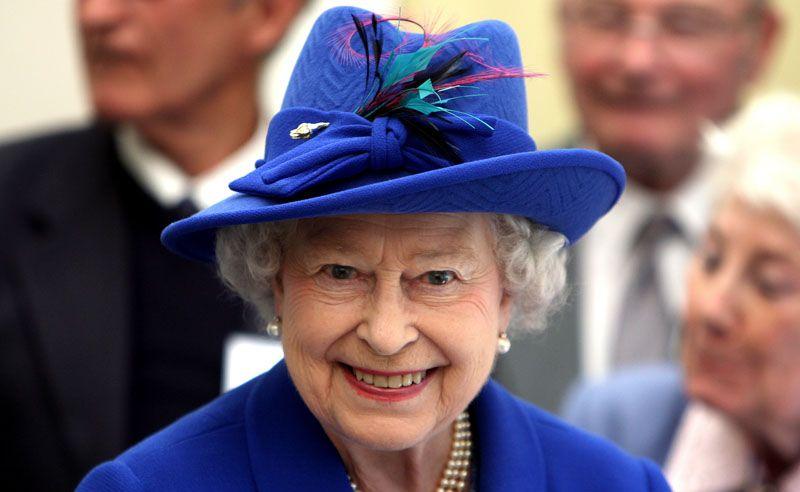 How would you greet Queen Elizabeth II?