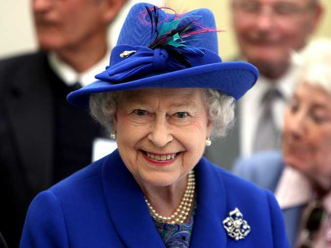 How would you greet Queen Elizabeth II?