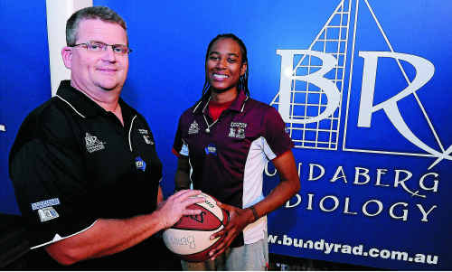 Bundaberg Bears basketball coach Dean Page hopes the recruitment of players such as American import Yvonne Turner will boost his side's on-court fortunes in the QBL.