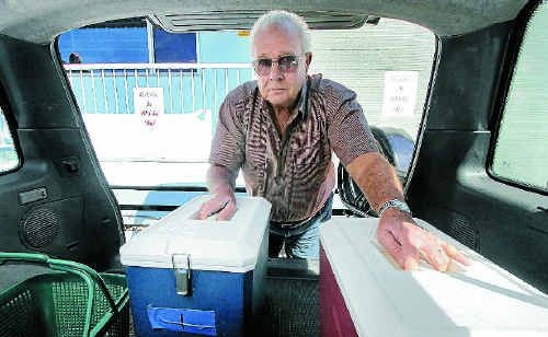 Meals on Wheels needs more volunteer drivers and helpers like Barrie Franklin. Volunteers can offer as much or as little time as they want just as long as they volunteer.
