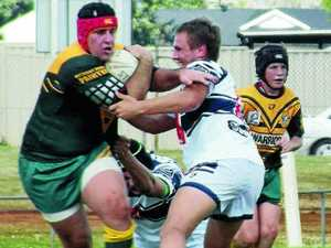 Wattles clash with Highfields