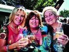 Noosa Food and Wine Festival. (L-R) Rosina Da Costa, Jacqui Dunn and Bonnie Pynsent enjoyed the Food and Wine Festival.