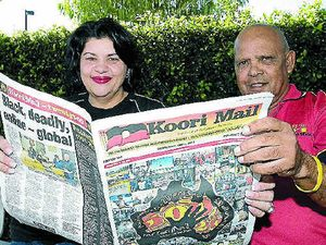 Milestone for the Koori Mail