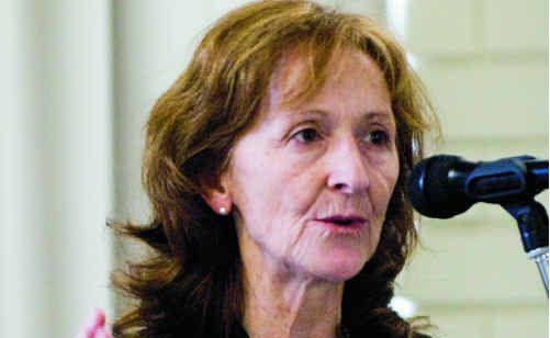 Page MP, Janelle Saffin backs a moratorium on gas mining.