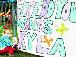 Casino's emotional tribute to Kyla