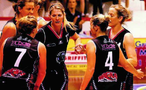 The Mackay Meteorettes are primed for a big weekend on the road in Townsville and Cairns.