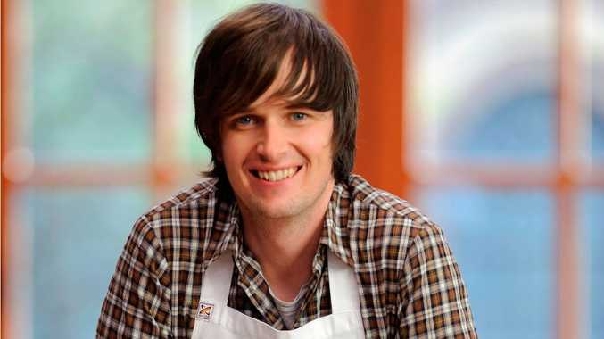 Graphic designer Seamus Ashley has been eliminated from the MasterChef kitchen.