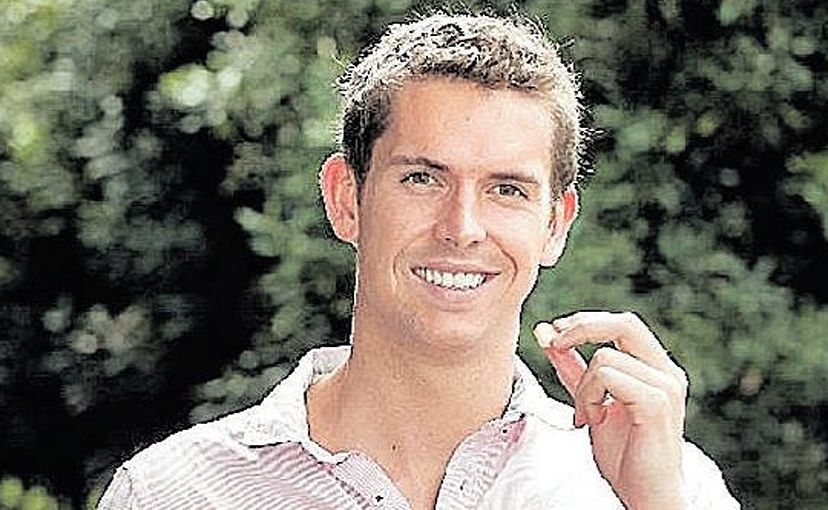 Eamon Sullivan is the face of a macadamia industry advertising campaign.