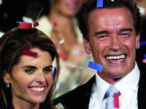 Arnie terminates own marriage