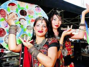 Cultures celebrate Global Fiesta