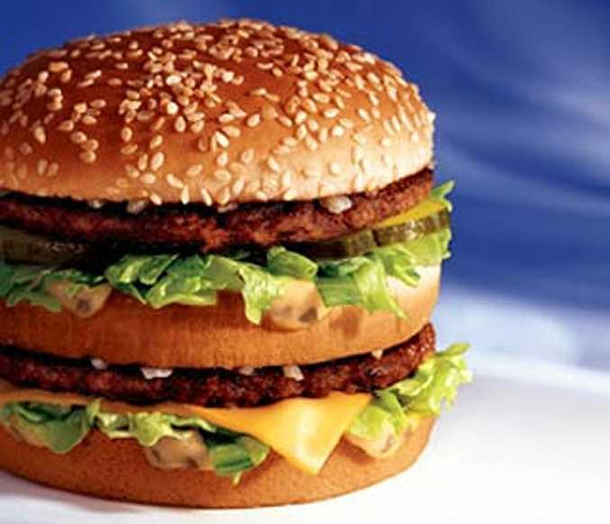 The Big Mac.
