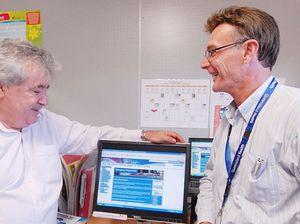 Website gives hospitals check-up
