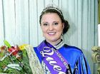 Margaret Young, of Casino, was crowned Beef Week Queen at a function on Saturday night.