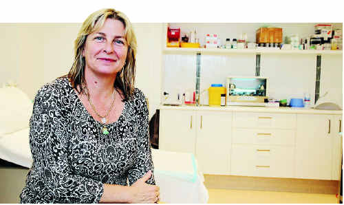 Obstetrician-gynaecologist Dr Dana Moisuc is helping couples achieve their dream of starting a family.