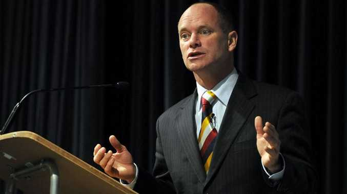 Campbell Newman says the ALP is mainly to blame for the state of the Queensland economy.