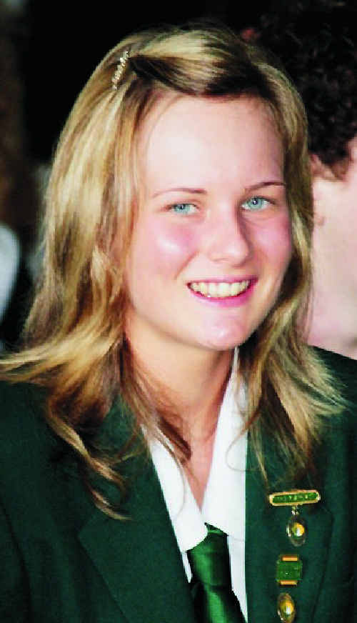 Jess Murphy was awarded as one of the top 500 achieving students in Australia.