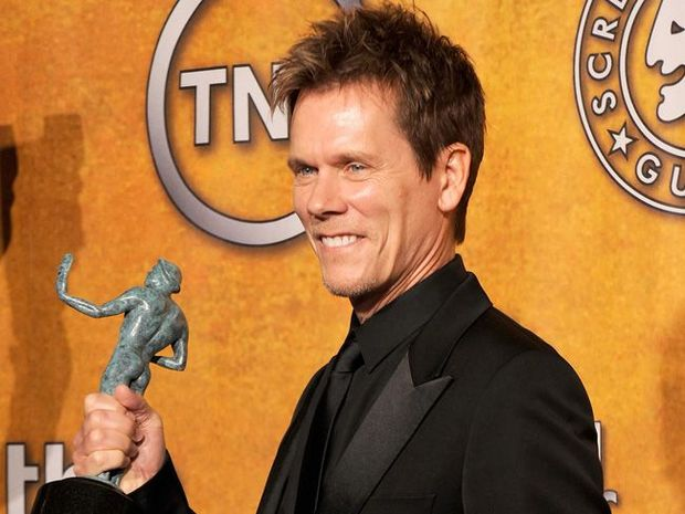 Kevin Bacon is alive and well and nowhere near Ipswich.