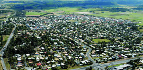 Richmond, the partially rural area, top, is set to expand as part of a 20-year blueprint for growth released by the State Government yesterday. The draft regional plan has identified the suburb as a key development area.