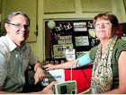 PRESSURE TEST: Andrew Gosling takes Pam Roberts' blood pressure. TWE190511senior. Photo: Blainey Woodham