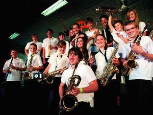 Bellingen students jazz it up