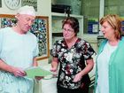 St Stephen's Maryborough Hospital is consulting for a new approach to health care. General surgeon Jack O'Donohue, clinical nurse Jane Bartley and registered nurse Caroline Hoyle.