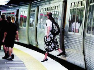 Train overcrowding relief in sight