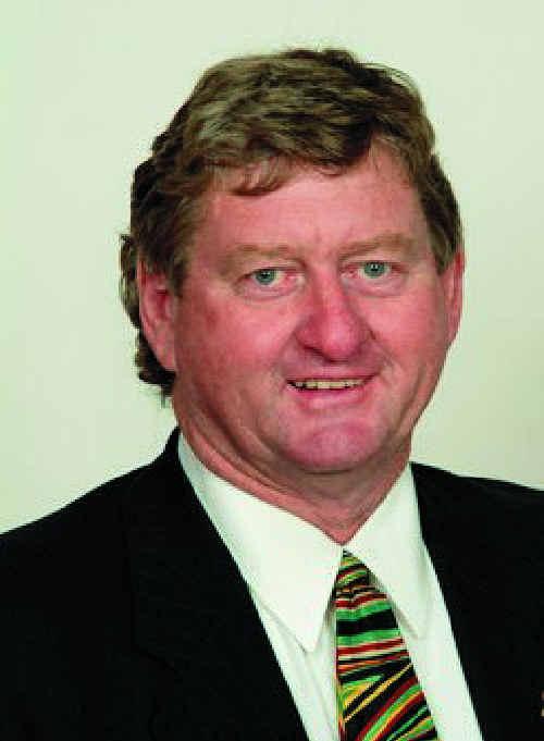 Vaughan Johnson MP.