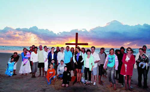 The Salt Baptist Church congregation is without a home.