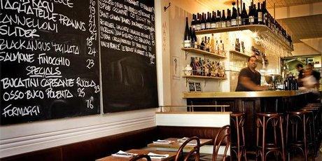 10 William Street Bar in Paddington in Sydney.