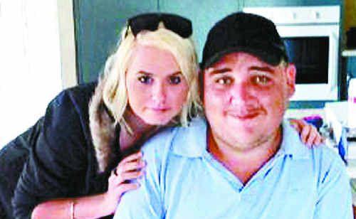 Courtney Haddrick and Tyson Jensen are working together to attain Tyson's dream.