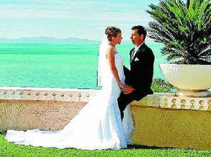 Romance blossoms at Villa Botanica