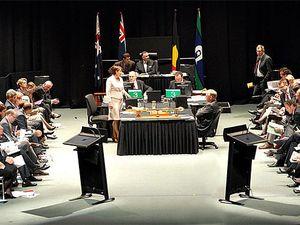 Curtain falls on Mackay parliament