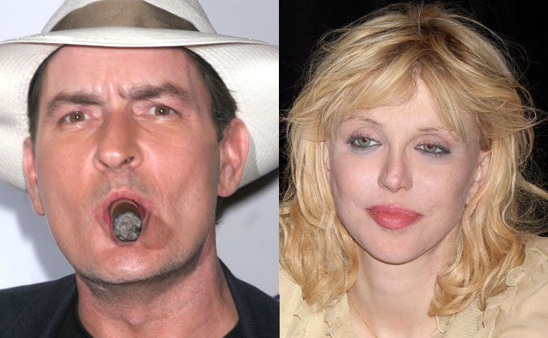 Courtney Love claims her