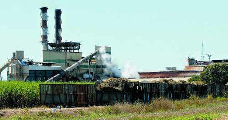 Mackay's Racecourse Mill.