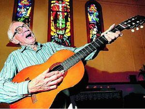 Flock rocks at rock 'n' roll church
