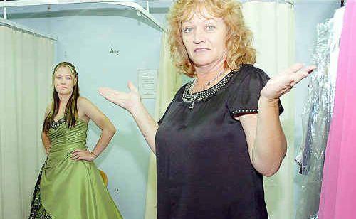 Online Formal Dresses Needle Owner Fraser Coast Chronicle