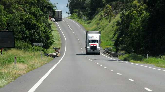 The Bruce Highway is set for a major upgrade over the next 20 years.