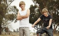 Chris Lilley was an 'angry boy'