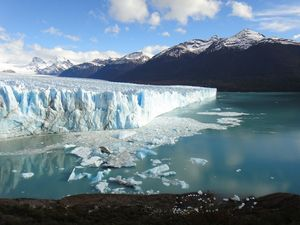 Glacier spotting in Patagonia