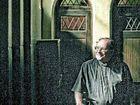 New parish priest of St Patrick's Catholic Church South Grafton, Fr Peter Jones.