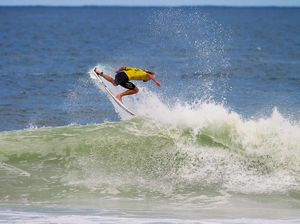 Wipeouts common for surfers